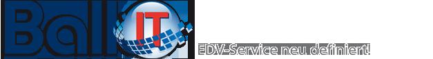 Ball IT - EDV Service neu definiert